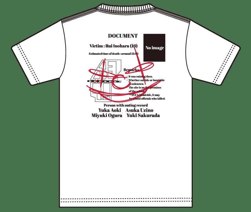 オリジナルデザイン例|東京都 吉祥女子高等学校2年6組様