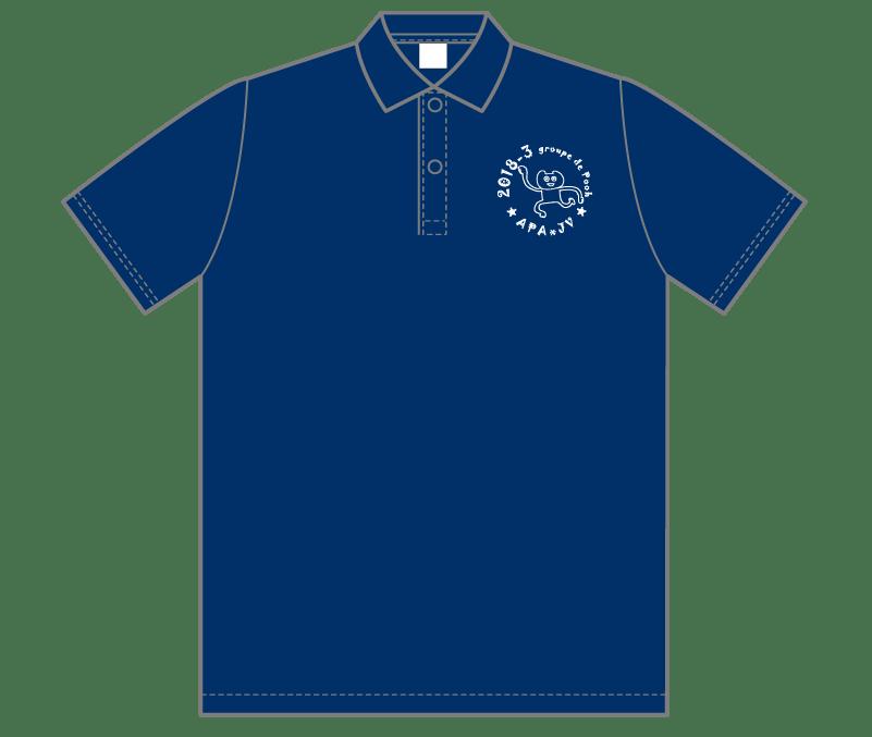 No.1ポロシャツ