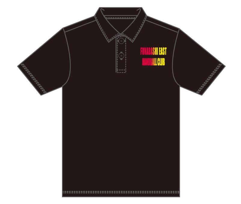 オリジナルデザイン例|千葉県 船橋東高等学校船橋東高等学校送球部様