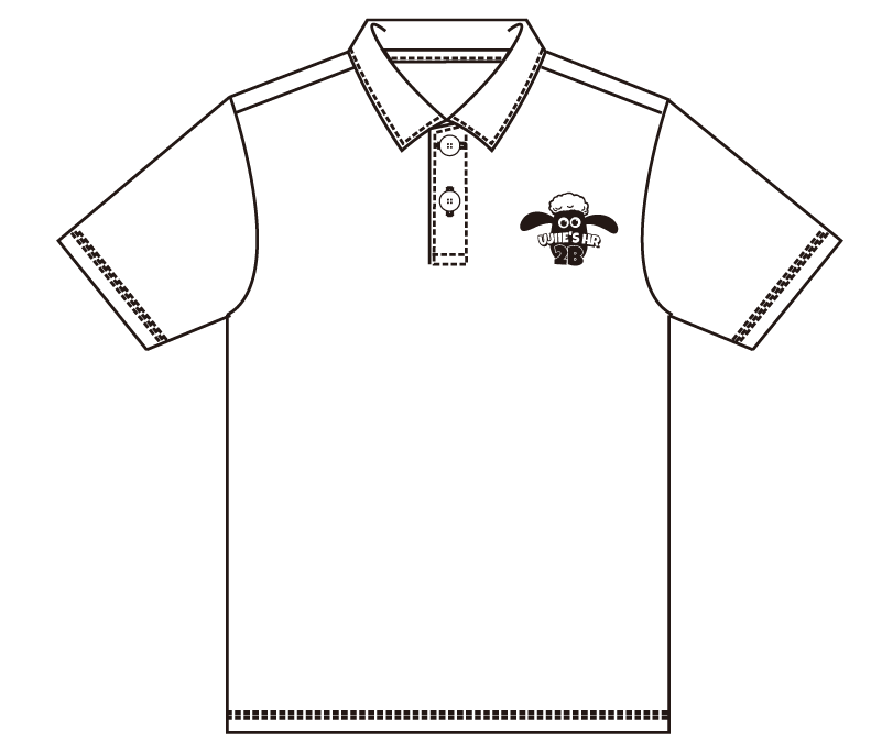 オリジナルデザイン例|神奈川県 厚木高等学校2B様